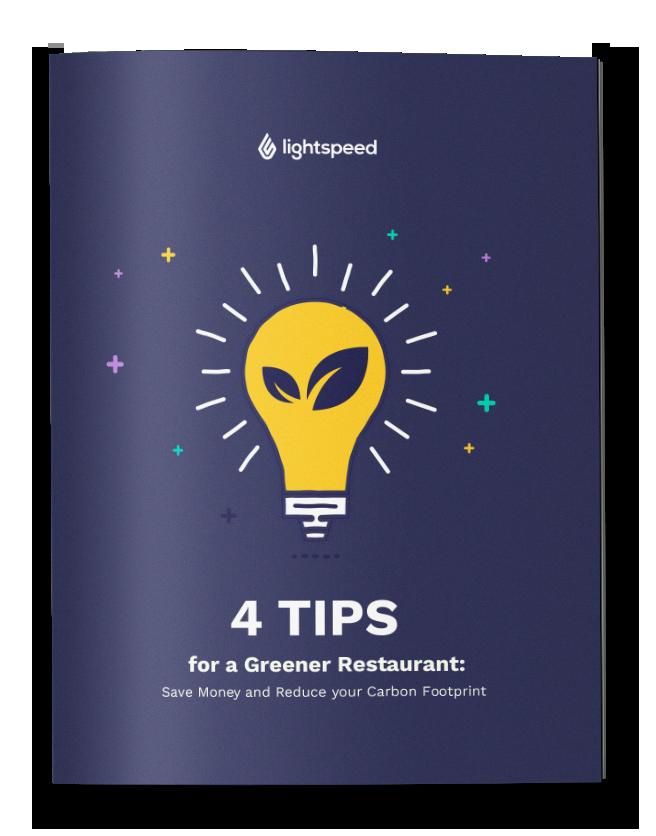 4 astuces pour un restaurant plus écologique