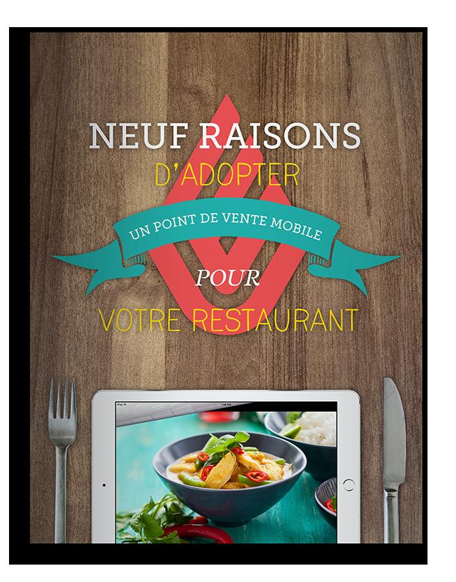 9 raisons d'adopter un point de vente mobile pour votre restaurant
