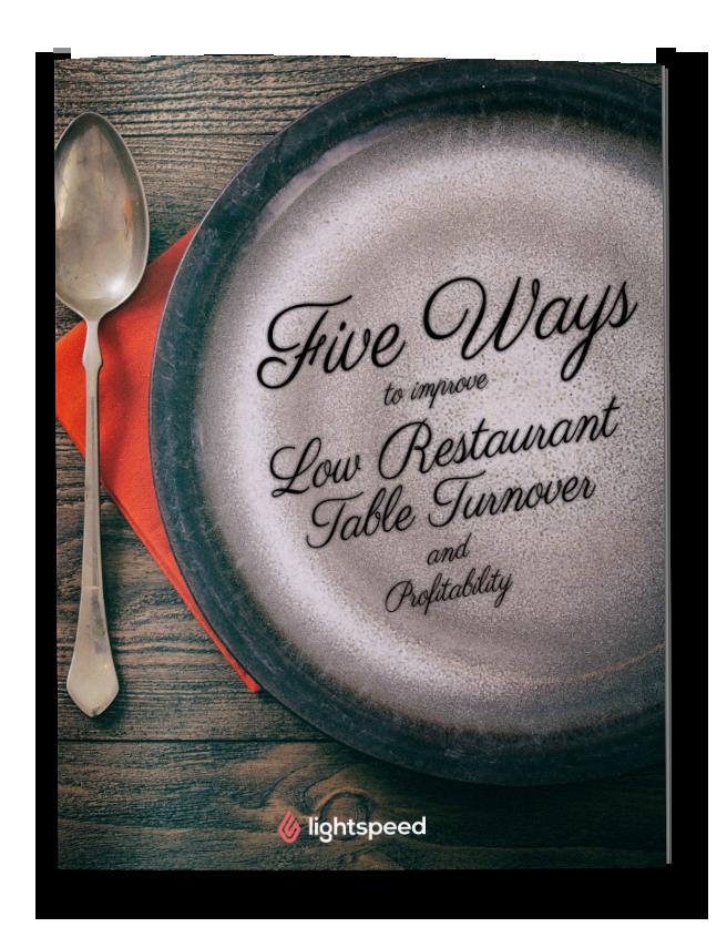 5 façons d'améliorer le chiffre d'affaires de votre restaurant