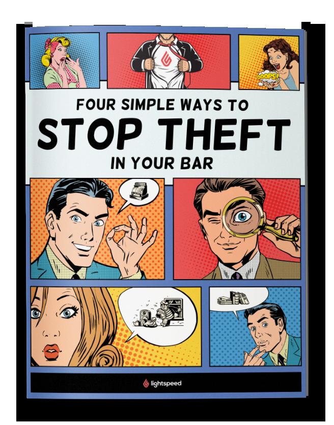 4 moyens d'empêcher le vol dans votre bar