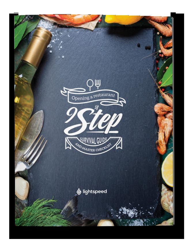 9 étapes pour ouvrir un restaurant