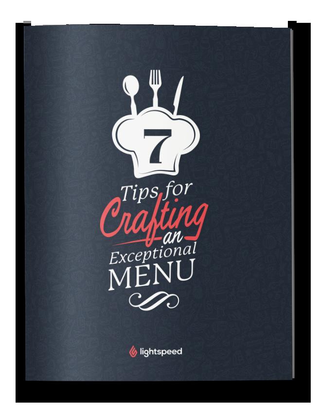 7 astuces pour créer un menu exceptionnel