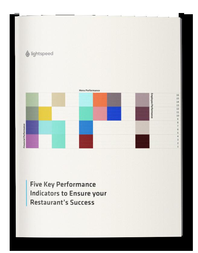 5 indicateurs clés de performance d'un restaurant