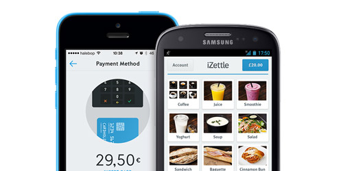 Lightspeed integrates with iZettle