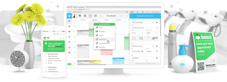 booxi-interface