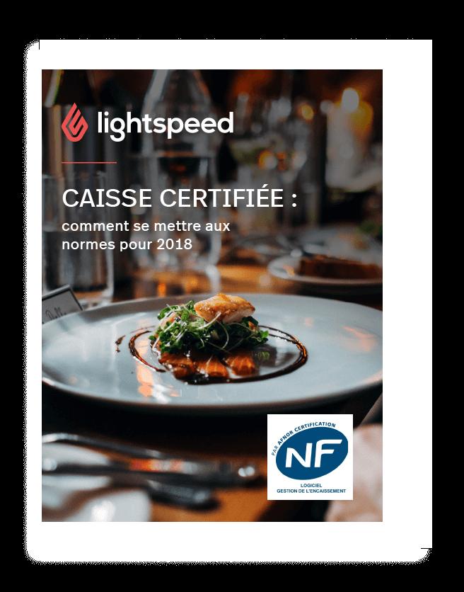 Caisse certifiée : comment se mettre aux normes pour 2018