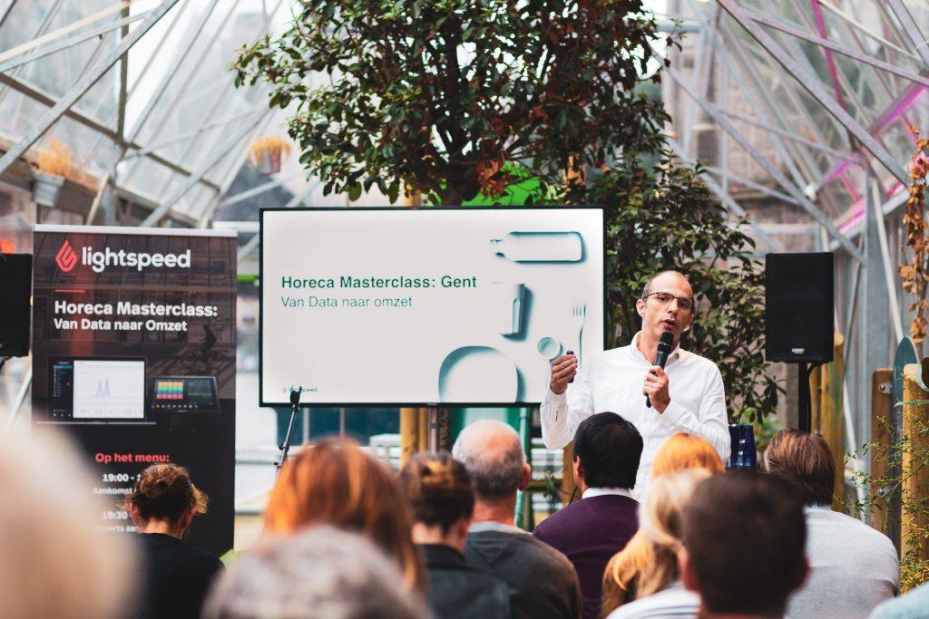 Horeca Masterclass | Des données au chiffre d'affaires