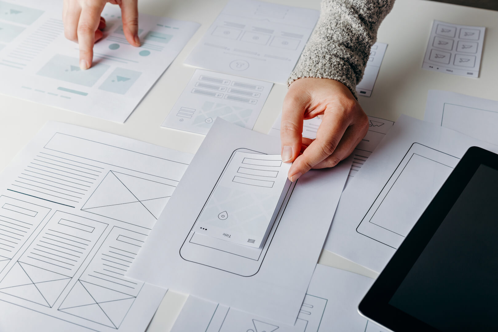 Les meilleures pratiques du Webdesign expliquées par les experts Lightspeed