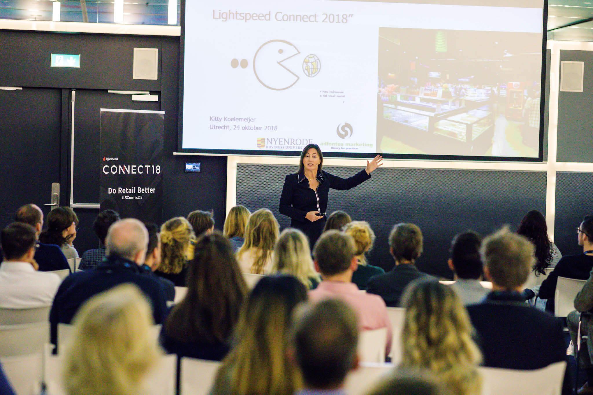 Do Retail Better : les meilleurs détaillants à l'événement Connect