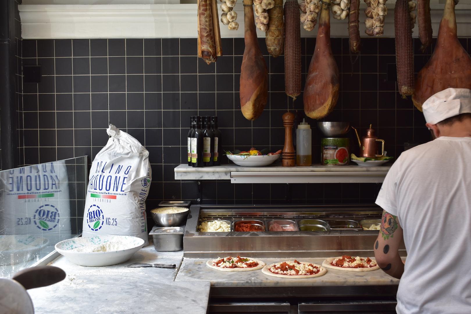 Les 3 meilleures pizzerias de Bruxelles