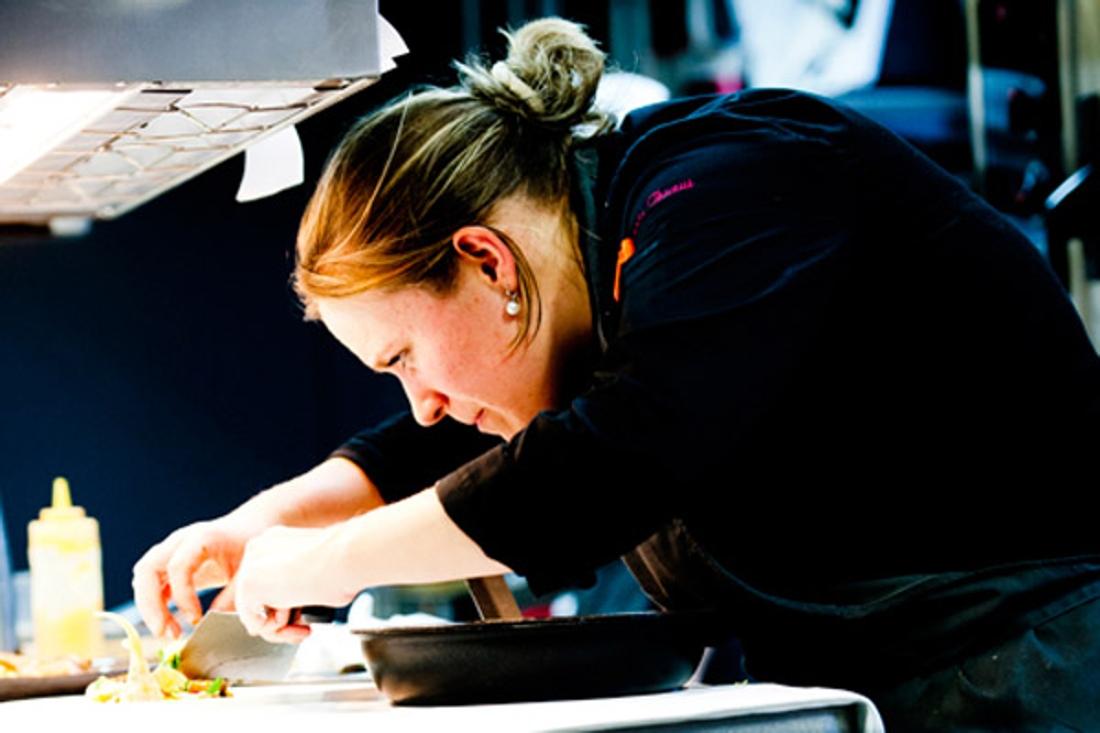Gastronomie : 6 femmes cheffes à suivre en 2019