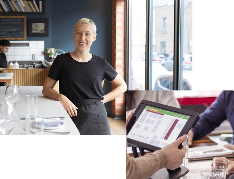 Votre solution technologique tout-en-un pour la restauration | Lightspeed Restaurant POS
