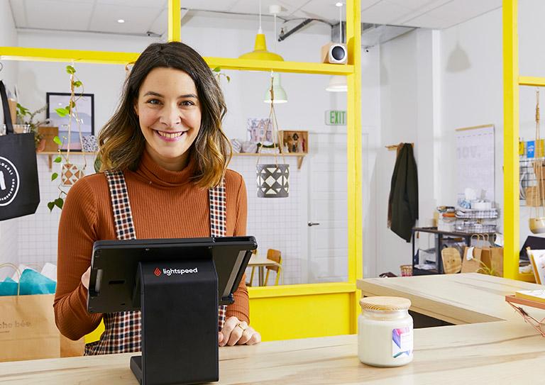 Le système de caisse conçu pour les ventes en boutique et en ligne