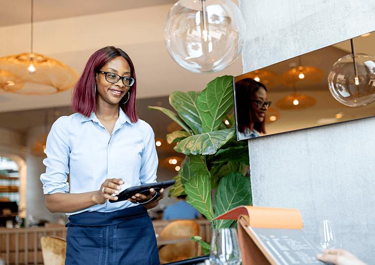 La caisse enregistreuse des hôtels conçue pour un service flexible