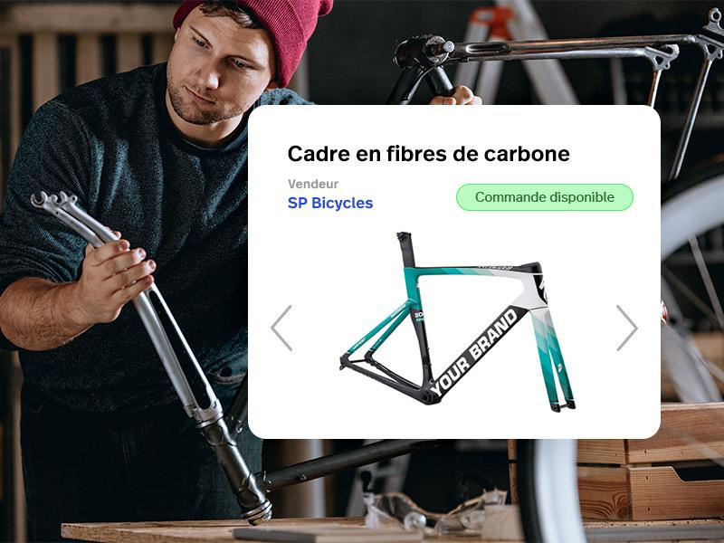 Rejoignez notre réseau de fournisseurs de vélos dès aujourd'hui