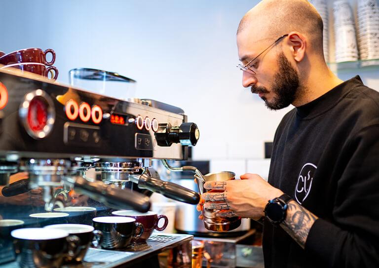 Le système de caisse des cafés pour la nouvelle ère de restauration